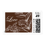 English Holly B by Ceci New York Postage Stamps