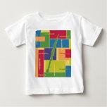 English Horn Colorblocks Baby T-Shirt