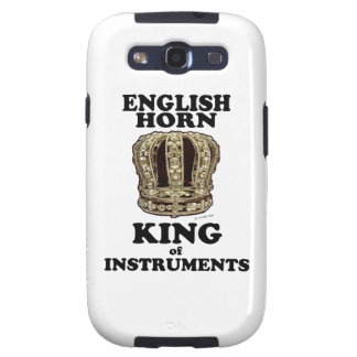 English Horn King of Instruments Samsung Galaxy SIII Covers