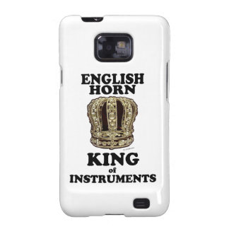 English Horn King of Instruments Samsung Galaxy SII Cover