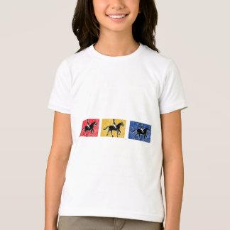 English Horse and Rider T-Shirt