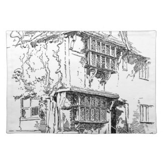 English House Placemat