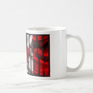 English Invasion Canada flag Mug
