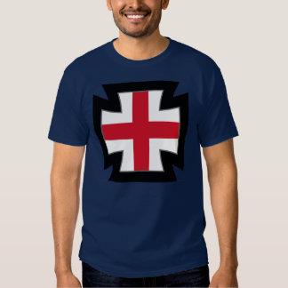 English Iron Cross Tee Shirt