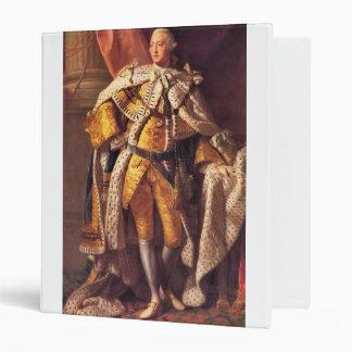 English King George III by Studio of Allan Ramsay Binder