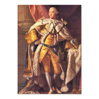English King George III by Studio of Allan Ramsay Announcement