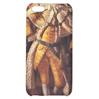 English King George III by Studio of Allan Ramsay iPhone 5C Cases