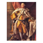 English King George III by Studio of Allan Ramsay Post Cards