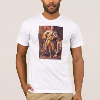 English King George III by Studio of Allan Ramsay T-Shirt