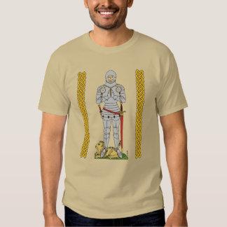 English Knight, Circa 1430, T Shirt
