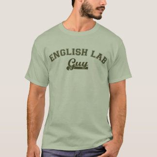 English Lab Guy T-Shirt