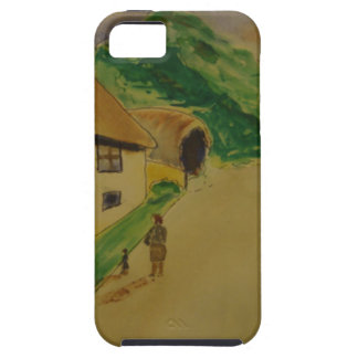 English Laneway iPhone 5 Covers