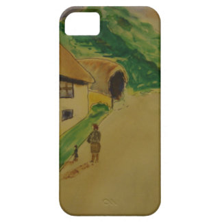 English Laneway iPhone 5 Cover