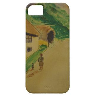 English Laneway iPhone SE/5/5s Case