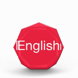 English Language Award
