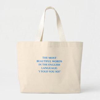 english large tote bag