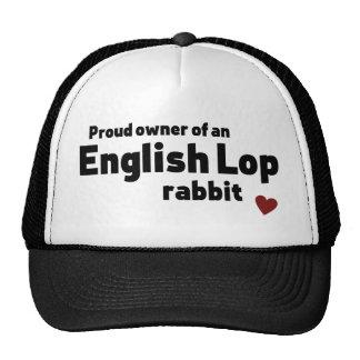 English Lop rabbit Trucker Hat