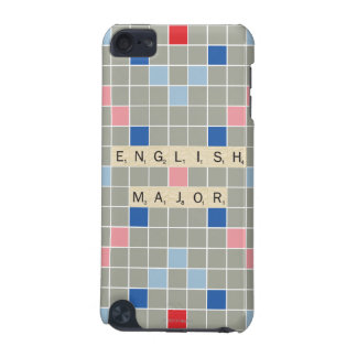 English Major iPod Touch 5G Cases