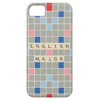 English Major iPhone SE/5/5s Case