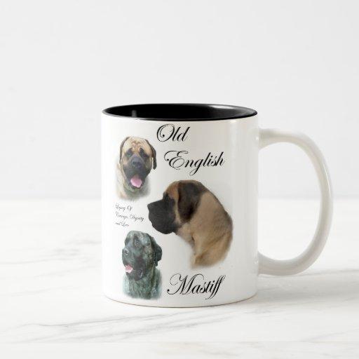 English Mastiff Art Gifts Mug