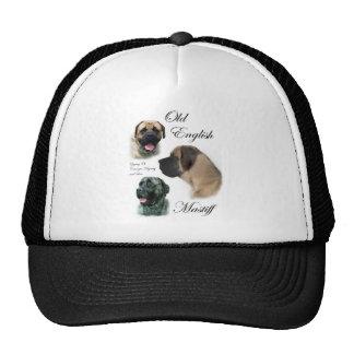 English Mastiff Art Gifts Trucker Hat