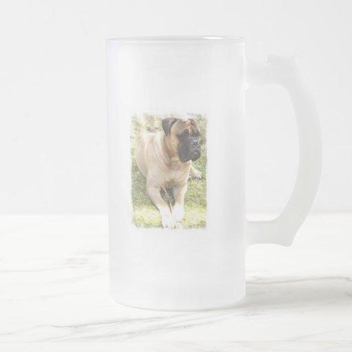 English Mastiff Beer Mug