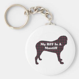 ENGLISH  MASTIFF BFF Gifts Keychain
