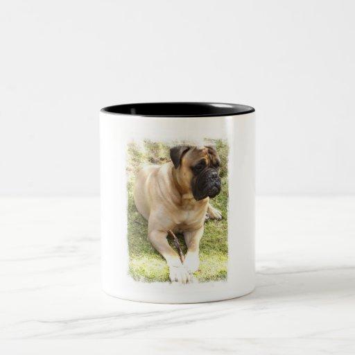 English Mastiff Coffee Cup Coffee Mugs