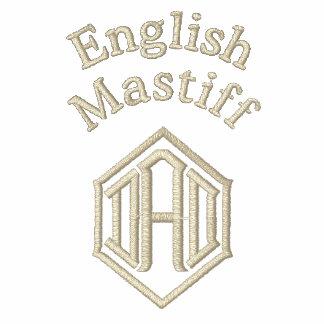 English Mastiff Dad Gifts Polo Shirt