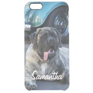 English Mastiff dog Uncommon Clearly™ Deflector iPhone 6 Plus Case