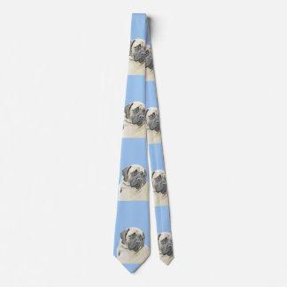 English Mastiff (Fawn) Tie