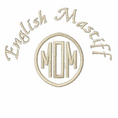 English Mastiff Mom Gifts Polos