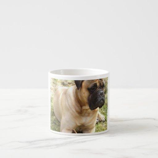 English Mastiff Specialty Mug Espresso Cup