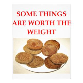 english muffins letterhead