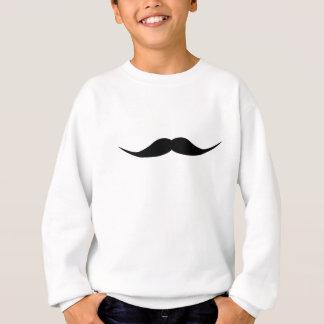 English Mustache Sweatshirt