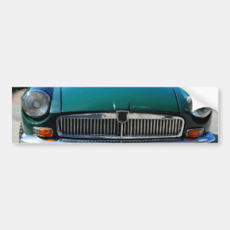 English old timer bumper sticker