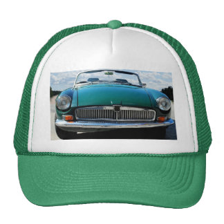 English old timer trucker hat
