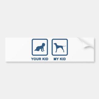 English Pointer Bumper Sticker