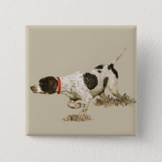 English Pointer Button