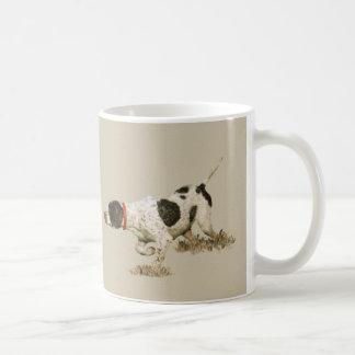 English Pointer Classic White Coffee Mug