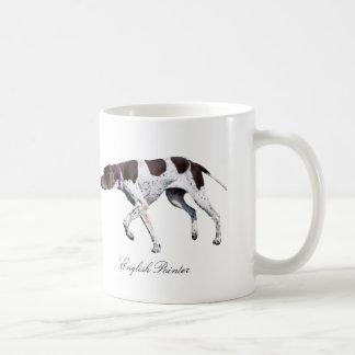 English Pointer dog beautiful photo, gift Coffee Mug