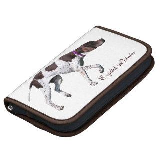 English Pointer dog beautiful photo gift Planner