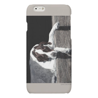 """English Pointer iPhone Case - """"Sophie"""""""