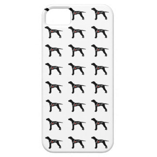 English Pointer Love iPhone SE/5/5s Case