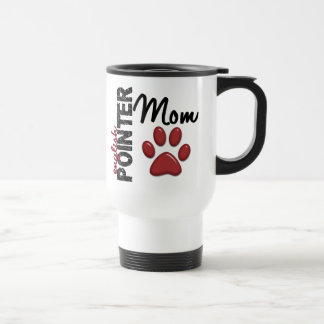 English Pointer Mom 2 Travel Mug