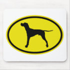 English Pointer Mouse Pad