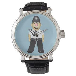 English Policeman Watch