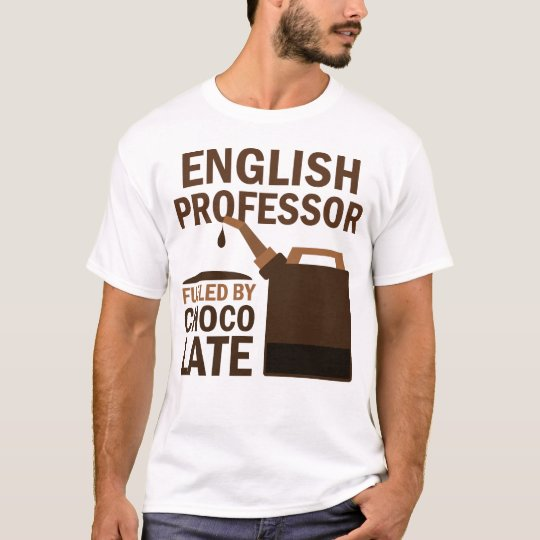 English Professor (Funny) Gift T-Shirt