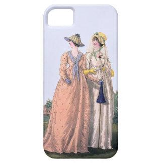 English Regency Fashion Plate iPhone 5 Case