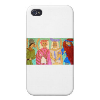 English Renaissance Cases For iPhone 4